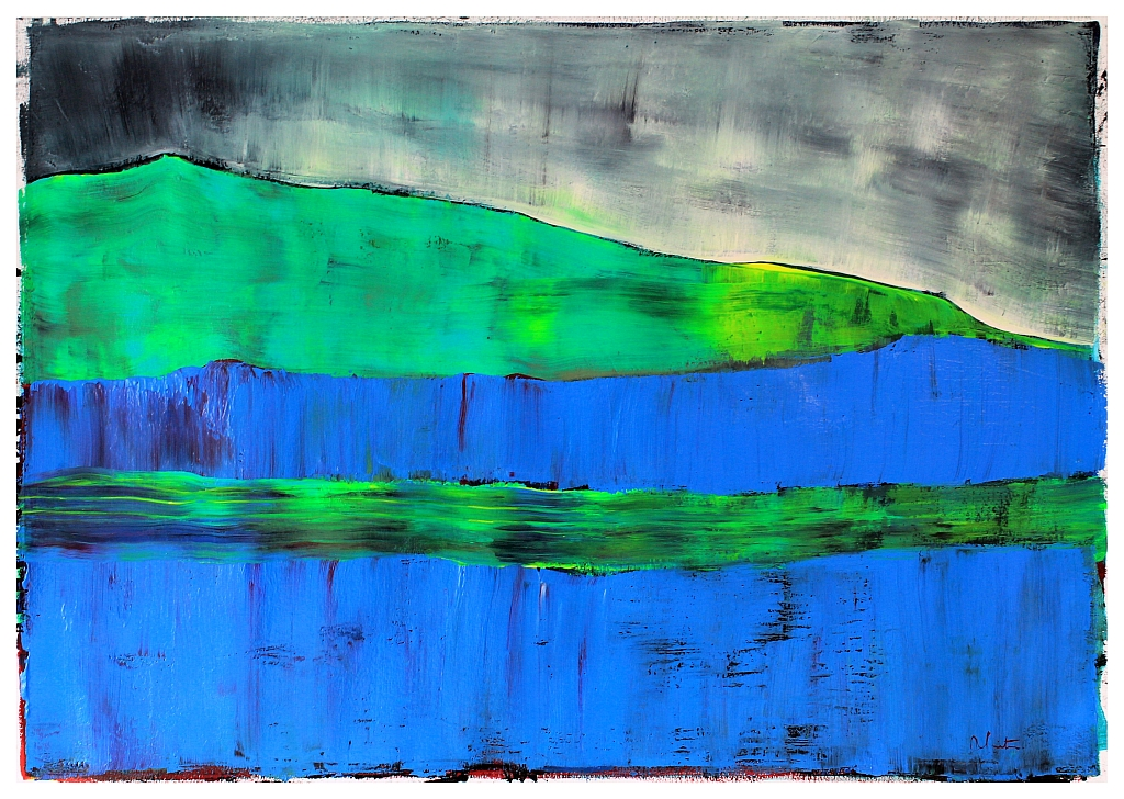 Dooras Peninsula by Orfhlaith Egan